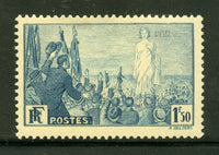 France Scott 321 Peace Mint NH