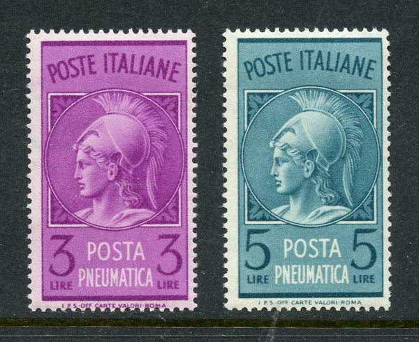 Italy Scott D19-20 Mint NH Set