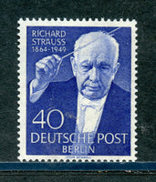 Germany Berlin Scott 9N111 Struss Mint NH