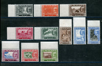 Malaya Kedah Scott 95-105 Mint NH Margin Set