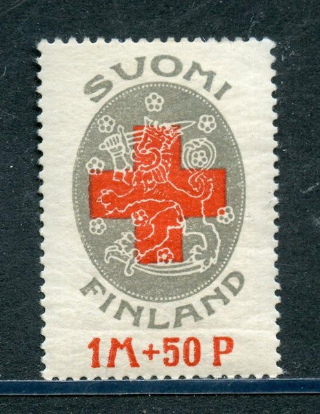 Finland Scott B1 Mint NH