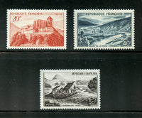 France 630-32 Mint NH Set