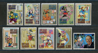 San Marino Scott 736-45 Disney Mint NH Set