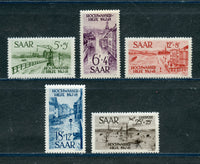 Saar Scott B61-64 Mint LH Set