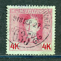 Austria Scott M67 VF Used Copy