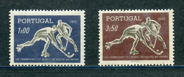 Portugal Scott 749-50 Mint Never Hinged