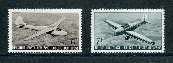 Belgium Belgique Scott C13-14 Mint NH Set