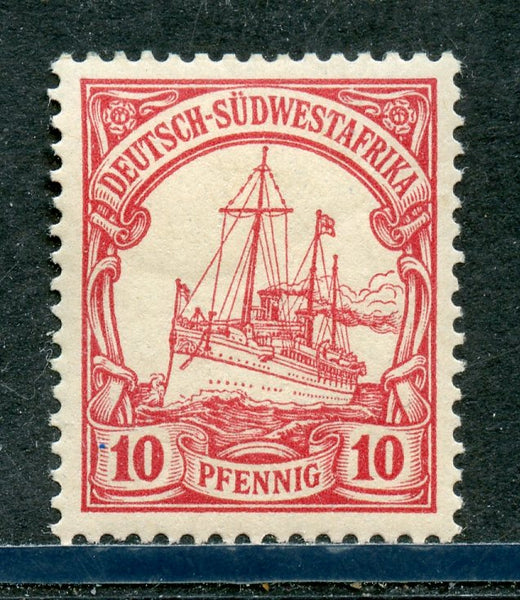 German South West Africa Scott 15 Mint Hinged