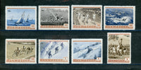 Russia Scott 1710-17 Sports Mint NH Set
