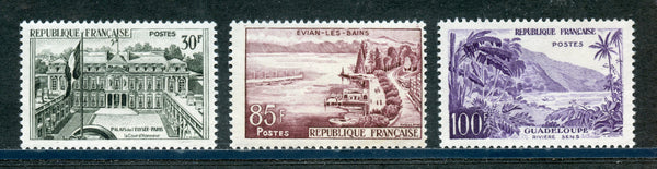 France Scott 907-9 Mint NH Set