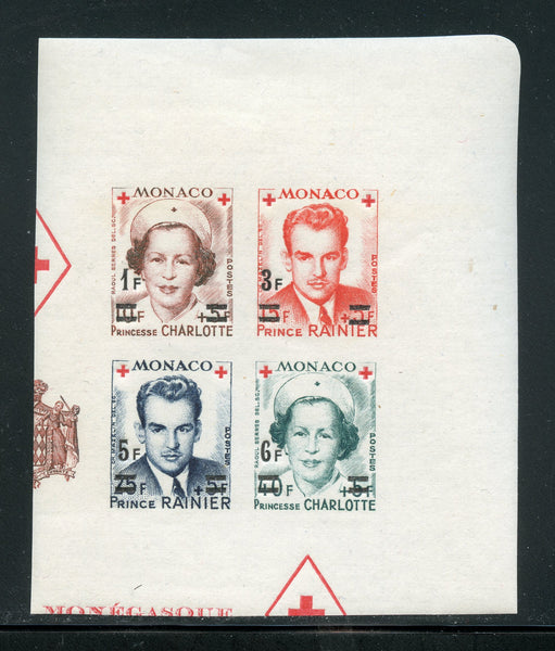 Monaco Scott 291b Mint NH