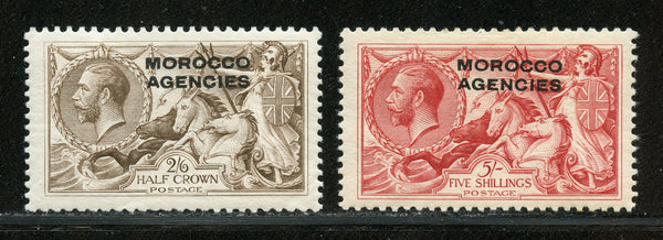Morocco Agencies Scott 218-19 Mint LH