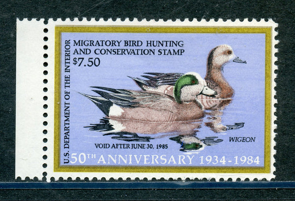 US Scott RW51 Duck Stamp Mint NH