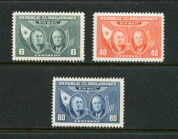 Philippines Scott C64-66 Mint LH Set