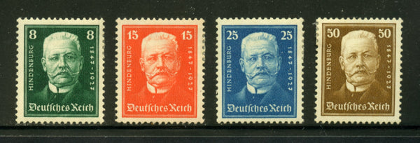 Germany Scott B19-22 Mint LH