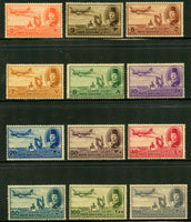 Egypt Scott C39-50 Mint VLH Set