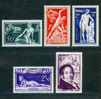 Monaco Scott 209-13 Mint Never Hinged