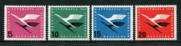Germany Scott C61-64 Mint Never Hinged