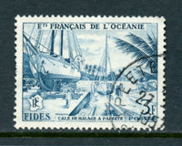 French Polynesia Scott C22 Used Boats