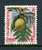 French Polynesia Scott 192 Fruit Used