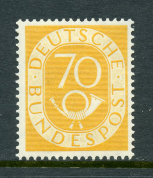 Germany Scott 683, Mi 136 Mint Lightly Hinged