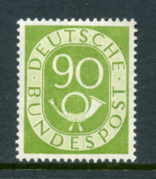 Germany Scott 685, Mi 138 Mint Lightly Hinged