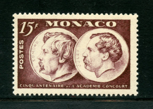 Monaco Scott 261 Mint NH