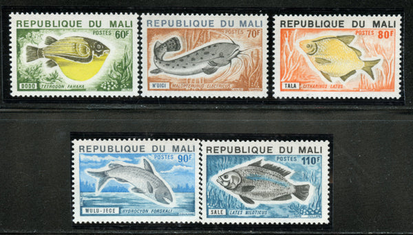 Mali Scott 234-38 FISH Mint Never Hinged