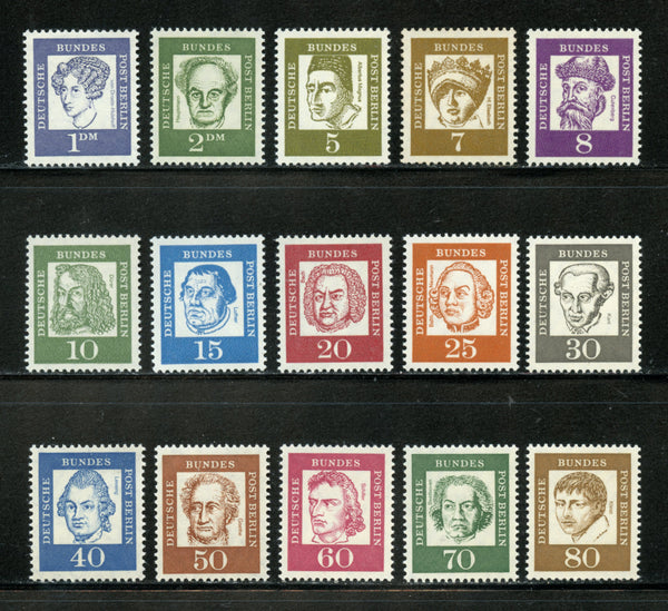 Germany cott 9N176-90 Mint NH