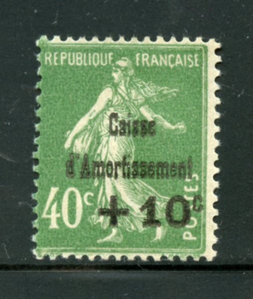 France Scott B31, YT 253 Mint Lightly Hinged