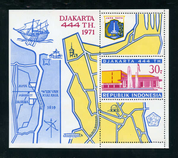 Indonesia 803 NH