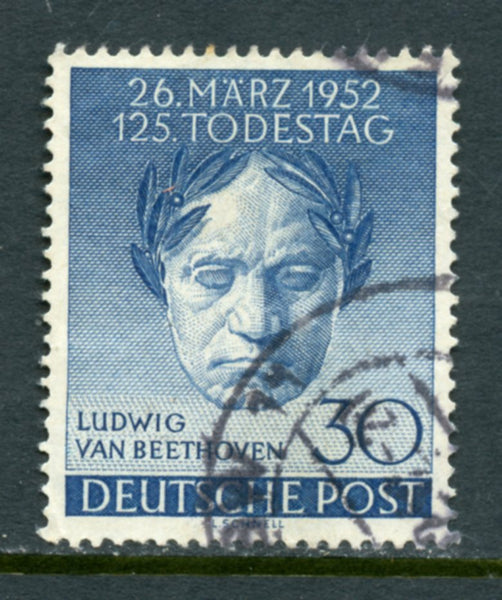 Germany 9N80 Berlin Used