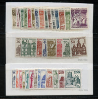 Germany Berlin 3 Mint never Hinged Sets