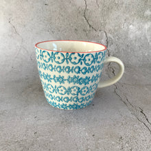 Load image into Gallery viewer, Carla Blue Mug