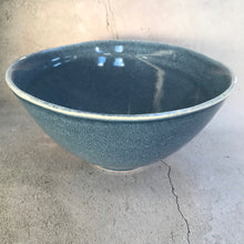 Load image into Gallery viewer, Neli Blue Serving Bowl