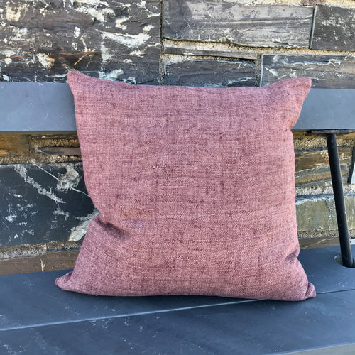 Heather Linen Cushion