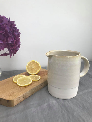 Carrie Stoneware Jug