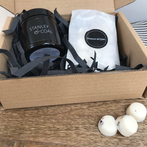Candle & Wax Melts Gift Box