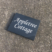 Load image into Gallery viewer, Welsh Slate House Sign