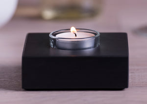 Slate Tea Light Holder