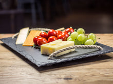Load image into Gallery viewer, Large Slate Cheeseboard