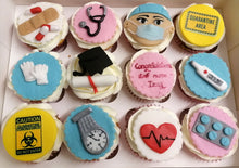 Load image into Gallery viewer, Postal Cupcakes