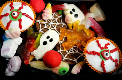 Haloween Treat boxes