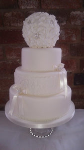 Angelica Wedding cake