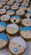 Load image into Gallery viewer, Baby Face Cupcakes