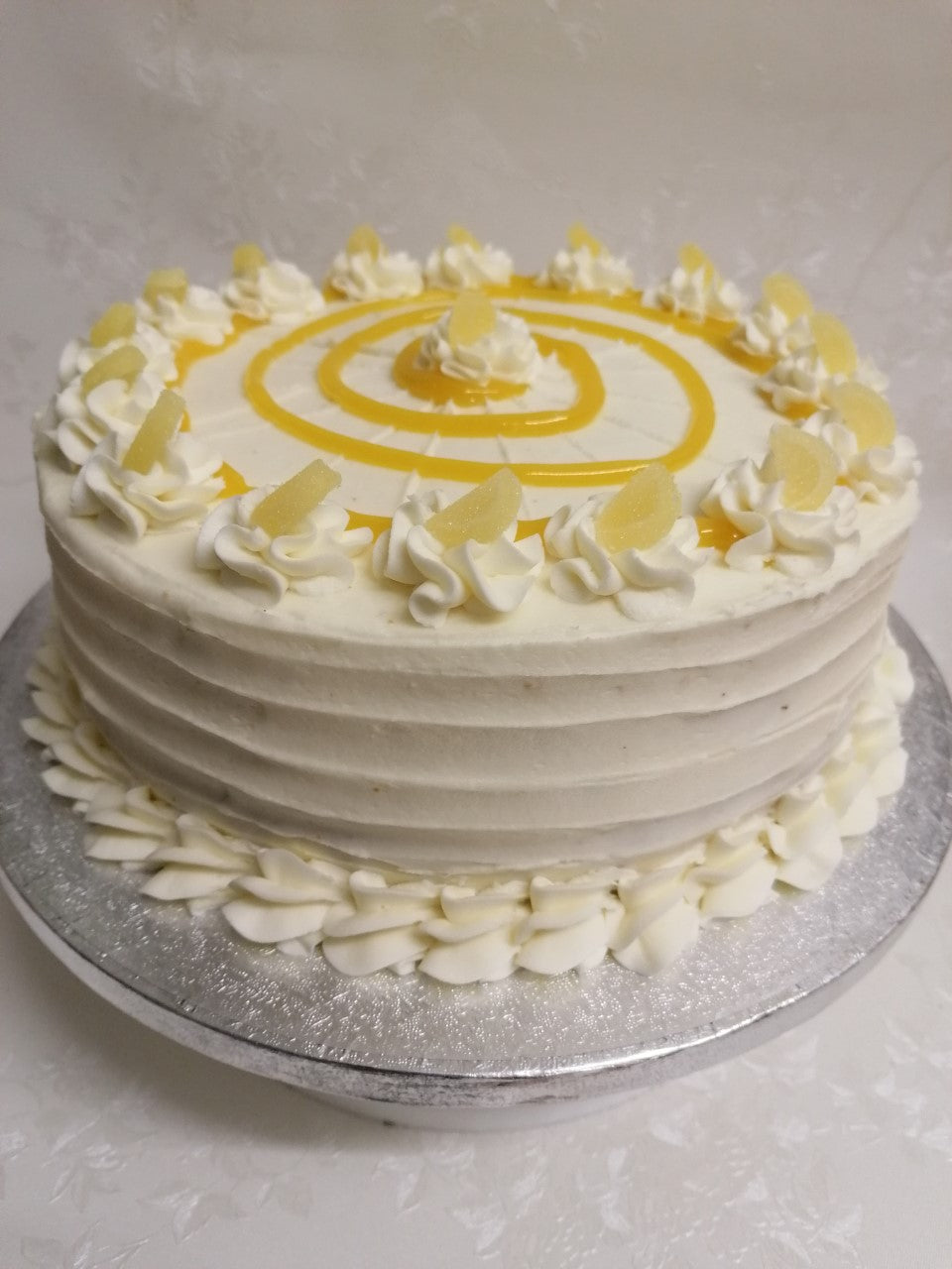 Lemon Gateau