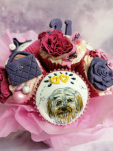 Load image into Gallery viewer, Best mom ever mothers day/personalised cupcakes
