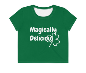Magically Delicious Crop Top