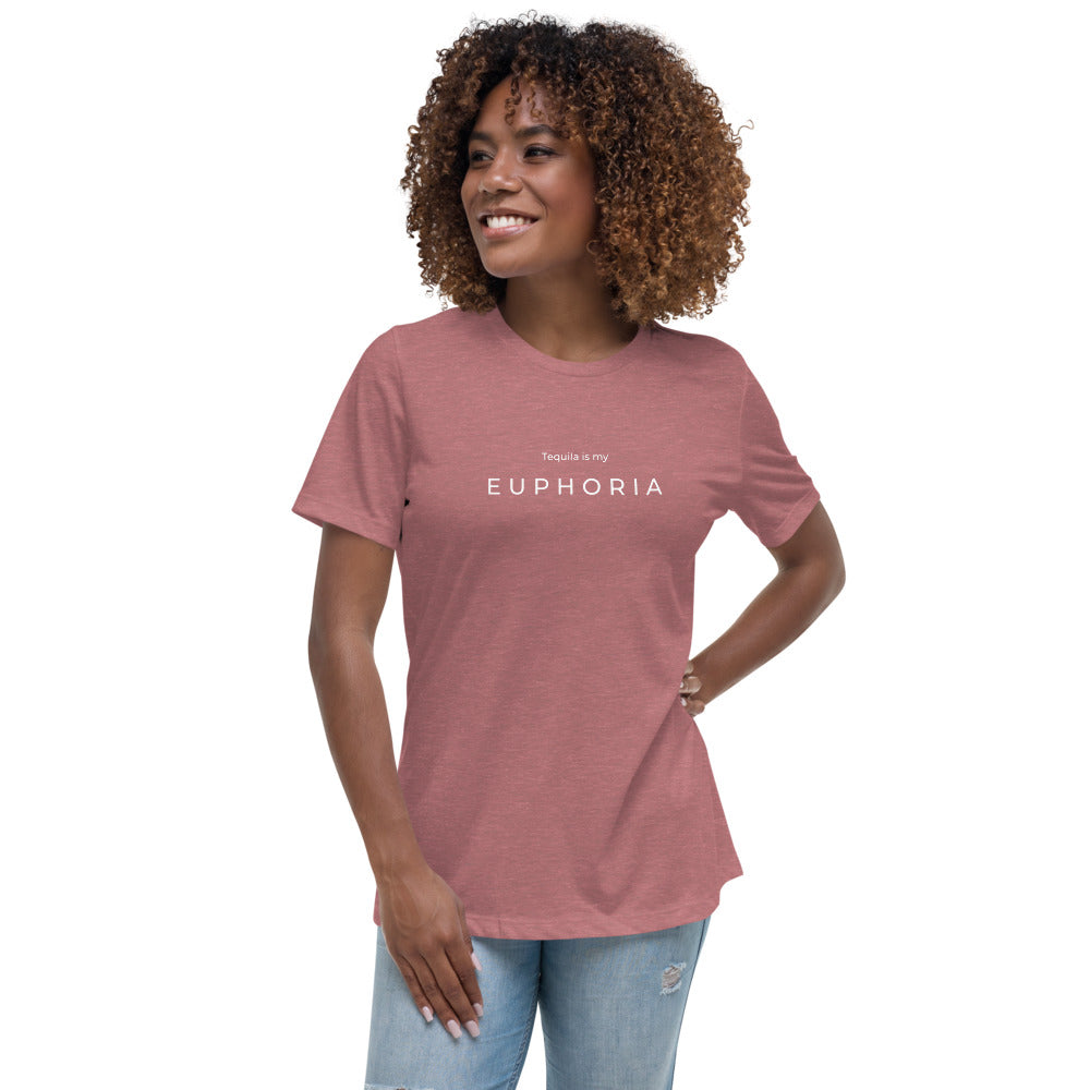 Tequila Is My Euphoria Tee
