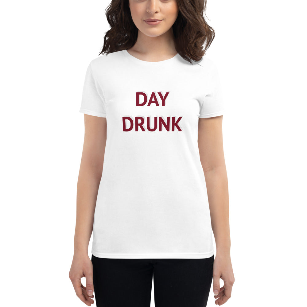 Day Drunk Women's Tee